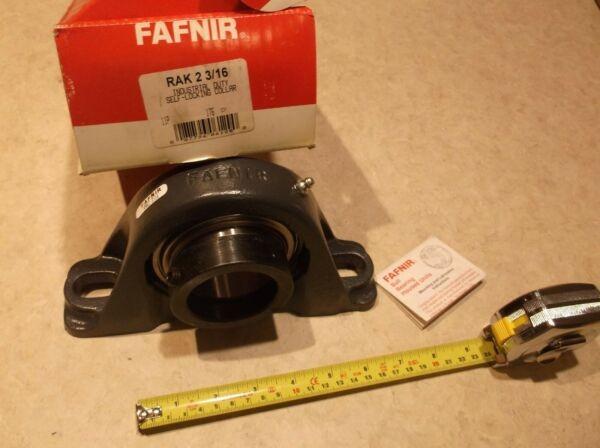 Fafnir Pillow Block Bearing RAK 2 3/16