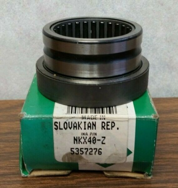 INA NKX40-Z Combination Roller Bearing