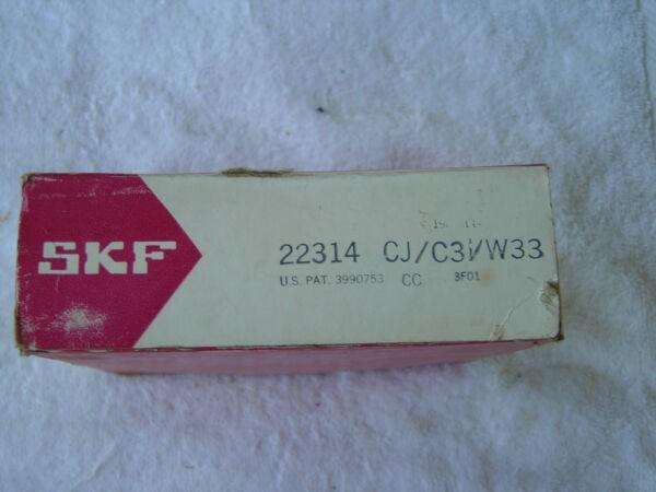 NIB SKF Roller Bearing     22314 CJ/C3/W33