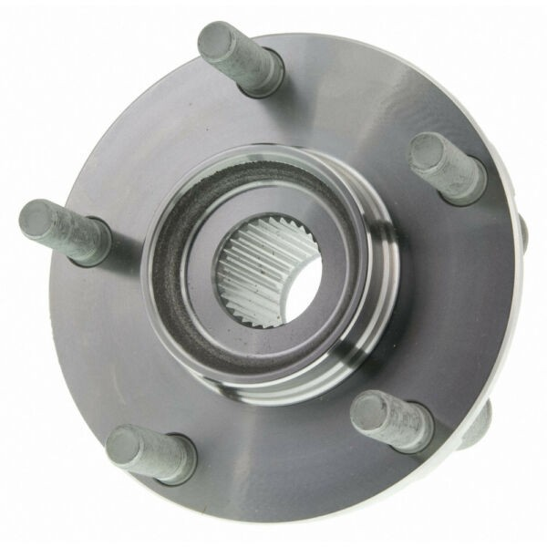 Moog 513298 Wheel Bearing and Hub Assembly - Performance Proven