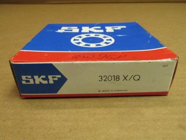 NIB SKF 32018XQ SET TAPERED ROLLER BEARING CONE & CUP 32018 X Q 90mm ID 140mm OD
