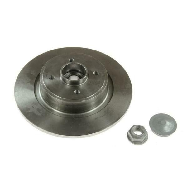 BRAKE DISC WITH BEARING TRW AUTOMOTIVE DF4690BS