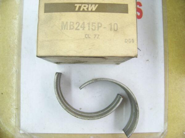 TRW MB2415P-10 Bearing Set, Replaces MB2223P-10, CL-77