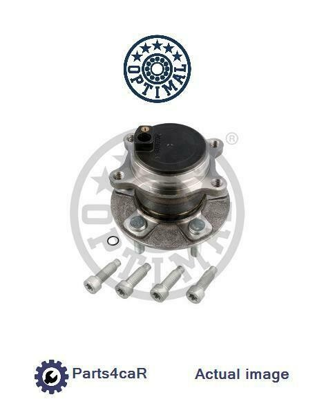 NEW WHEEL BEARING KIT FOR FORD FOCUS III SALOON IQDB PNDA MUDA JQDA JQDB OPTIMAL