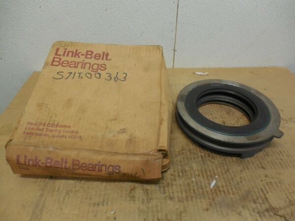 LINK-BELT BEARING SEAL LB6871D8 CR-44350-USA 7-1/2