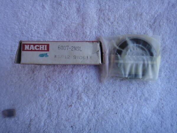 NIB NACHI Bearing    6007-2NSL