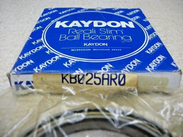 Kaydon Reali-Slim KB025AR0 Angular Contact Bearing  2.5