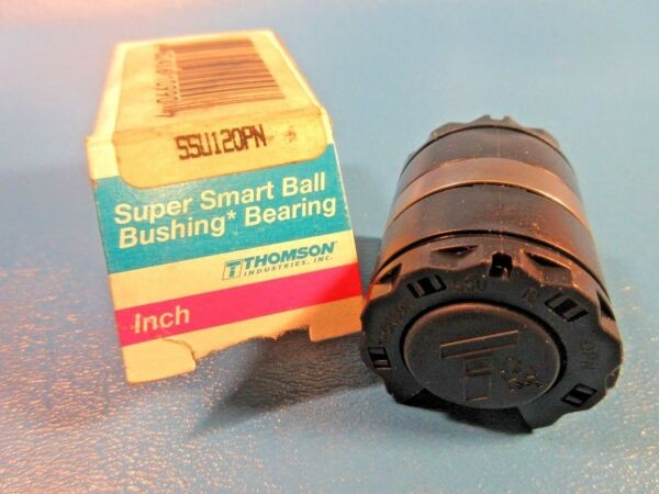 Thomson SSU12OPN Super Ball Bushing Bearing, 3/4