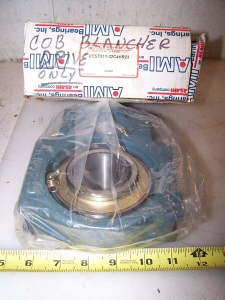 NEW ASAHI AMI TAKE UP BALL BEARING MODEL UCST211-32C4HR23