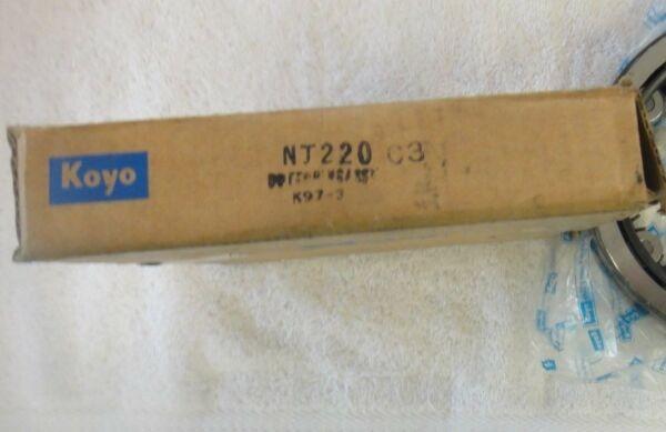 NIB KOYO Bearing  NJ220C3     NJ220 C3