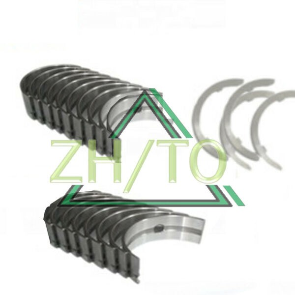 Crankshaft Main Conrod Bearing for Yanmar Komatsu 4D84-2 4D84E 4D88E 4D88 Engine