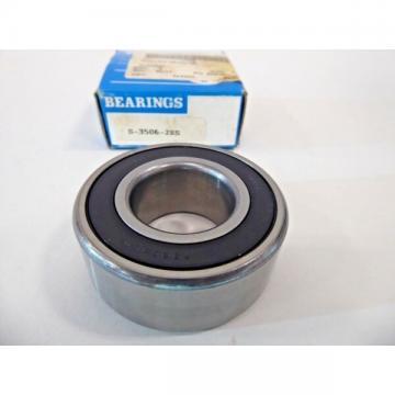NTN S-3506-2RS Ball Bearing Rubber Sealed