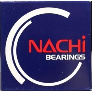 NACHI 63172NS SINGLE ROW DEEP GROOVE BALL BEARING