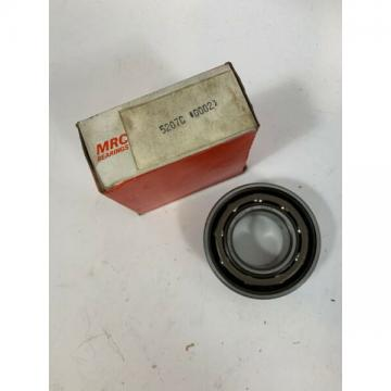5207C MRC TRW New Double Row Ball Bearing