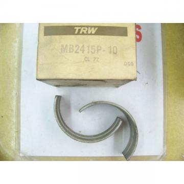 TRW MB2415P-10 Bearing Set, Replaces MB2223P-10, CL-77