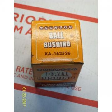 THOMSON LINEAR BUSHING BEARING XA162536