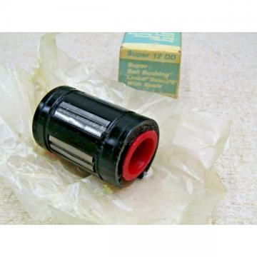 Thomson Super 12 DD  Linear Bearing Ball Bushing