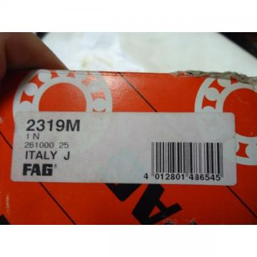 "FAG 2319M Bearing ""New"""