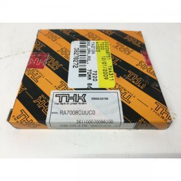 THK Split RA7008CUUC0 70x86x8 CROSS ROLLER BEARING New Old Stock