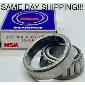New ListingNSK JAPAN Set 12,Set12 (L,M12749/LM12710) Cup/Cone Bearing SAME DAY SHIPPING !!!