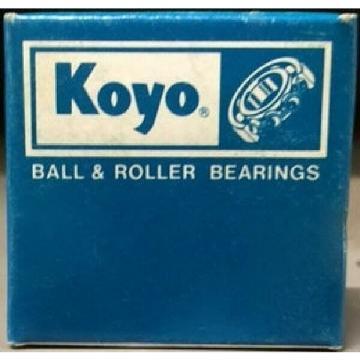 KOYO 5309NR DOUBLE ROW BALL BEARING