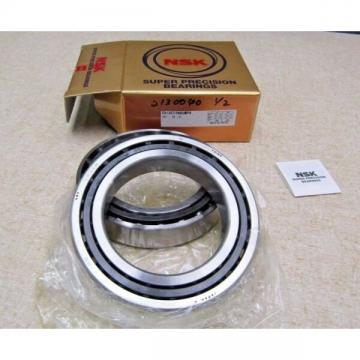 NSK 7013C-TY-DUM-P4 Duplex Set (2 Bearings) 65X100X36 mm New# 7013CTRDUMP4 Ang.