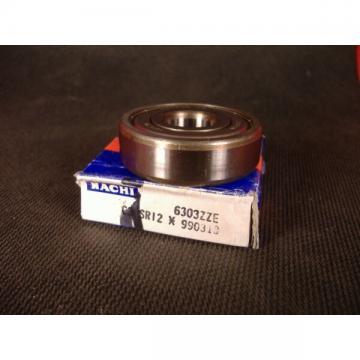 Nachi 6303 ZZ, Deep Groove Ball Bearing( skf 2Z),