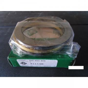 INA 81114M, 81114 M,Cylindrical Roller Thrust Bearing(=2 NTN,NSK,KOYO,FAG 51114)