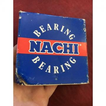 NEW NACHI BEARING 6210 IN BOX C3 101030