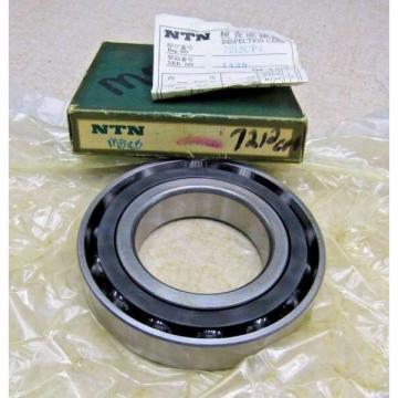 NTN 7212 CP4 60X95X18 mm Angular Contact Bearing