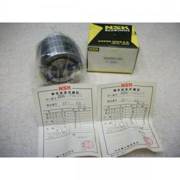 NSK 7206B 30mmX62mmX16mm Super Precision P5 TriPlex Set of 3 Bearing Angular Cnt