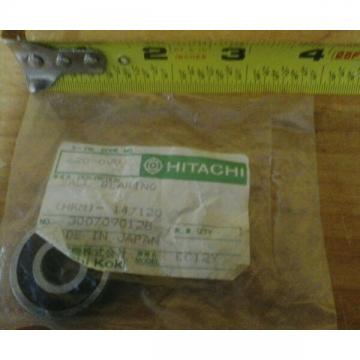 6200VV Ball Bearing 6200WCMPS2S Original & Genuinr part