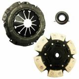 PADDLE PLATE AND EXEDY CLUTCH KIT WITH BEARING FOR A TOYOTA AVENSIS BERLINA 1.6