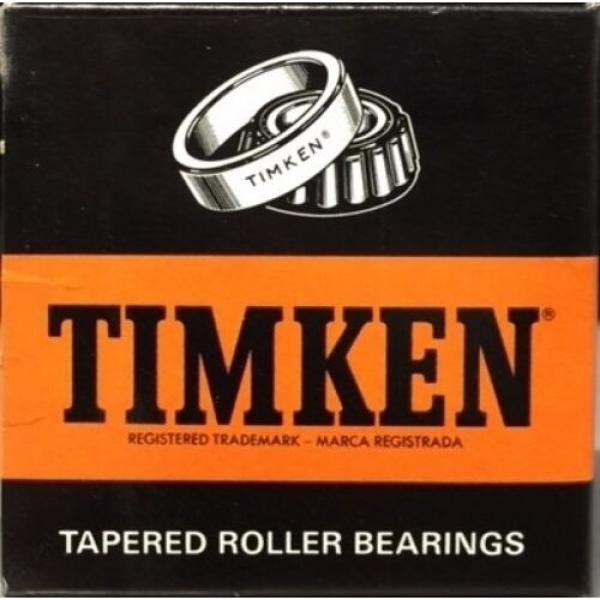 TIMKEN 22720#3 TAPERED ROLLER BEARING, SINGLE CUP, PRECISION TOLERANCE, STRAI... #1 image