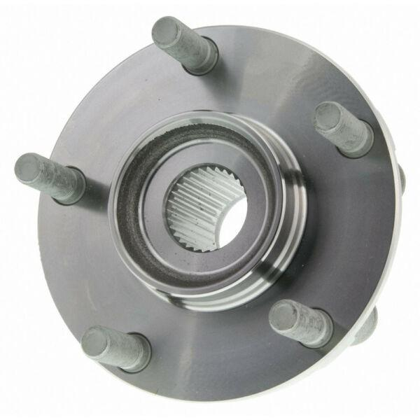 Moog 513298 Wheel Bearing and Hub Assembly - Performance Proven #1 image