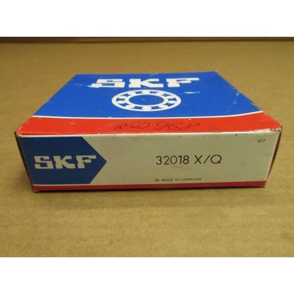 NIB SKF 32018XQ SET TAPERED ROLLER BEARING CONE & CUP 32018 X Q 90mm ID 140mm OD #1 image