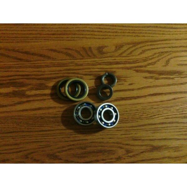 John Deere AM115721 48,54 inch Mower Deck Bearing kit 425,445,455,LX178,LX188  #1 image