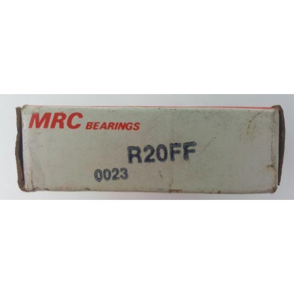 MRC TRW R20FF Ball Bearing Radial Deep Groove Single Row R20 FF NOS #1 image