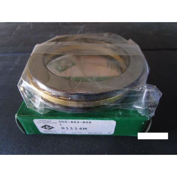 INA 81114M, 81114 M,Cylindrical Roller Thrust Bearing(=2 NTN,NSK,KOYO,FAG 51114) #1 image