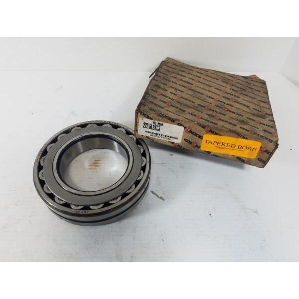 Rexnord Tapered Bore Roller Bearing 80MM 22216LBKC3 #1 image