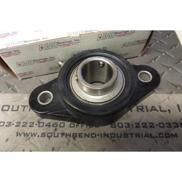 AMI Asahi Pillow Block Bearing MUC205FD MUC205-16 MUC20516 New #1 image