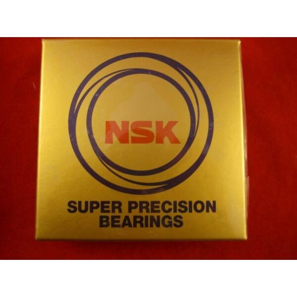 NSK Super Precision Bearing 7015CTYNSULP4 #1 image