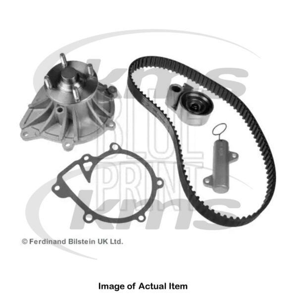 New Genuine BLUE PRINT Water Pump And Timing Belt Set ADT373753 Top Quality 3yrs #1 image