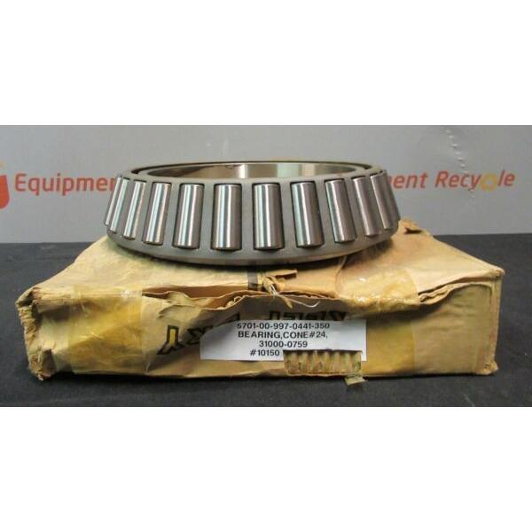 Timken 93825 Tapered Roller Cone Bearing Assembly Imperial TSF Single Flange #1 image