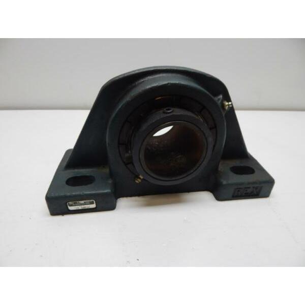 """Rexnord ZP 5215F 2-15/16"""" Pillow Block Bearing #1 image"""