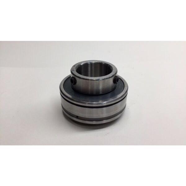 Asahi/Ami SER205 Used Ball Bearing Insert 25mm x 52mm x 34.9 mm No Snap Ring #1 image
