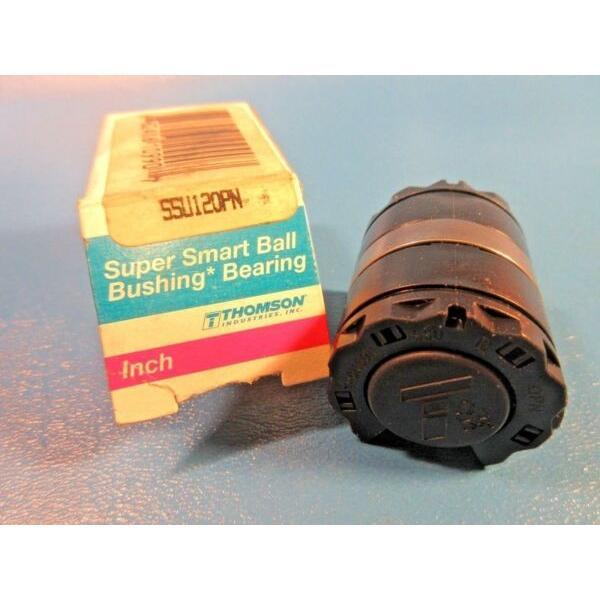 "Thomson SSU12OPN Super Ball Bushing Bearing, 3/4"" Bore (Torrington, LinkBelt) #1 image"
