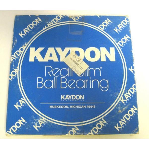 NEW KAYDON 52959001 SLIM BALL BEARING #1 image