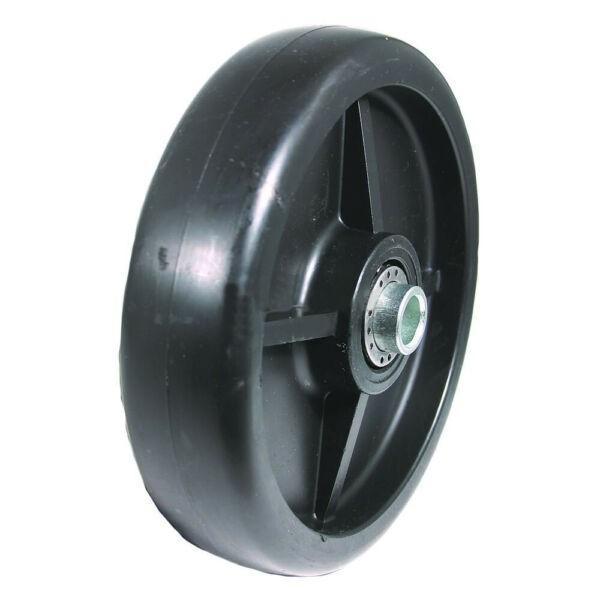 "New ListingJohn Deere Deck Roller Wheel 48"", 54"", 60"", 72"" Cut AM107560, Includes Bearing #1 image"