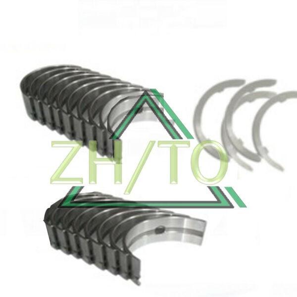 Crankshaft Main Conrod Bearing for Yanmar Komatsu 4D84-2 4D84E 4D88E 4D88 Engine #1 image